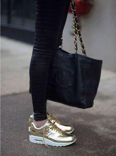 shimmery kicks