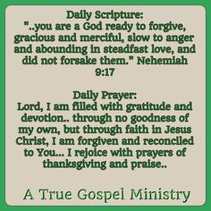 Daily Prayer: Lord, I am filled with gratitude and devotion.. through no goodness of my own, but through faith in Jesus Christ, I am forgiven and reconciled to You... I rejoice with prayers of thanksgiving and praise.. #DailyScripture #dailyprayer #forgiven #gratitude #grace #mercy #gospel #scripturequote #biblequote #instabible #instaquote #quote #seekgod #godsword #godislove #gospel #jesus #jesussaves #teamjesus #LHBK #youthministry #preach #testify #pray #rollin4Christ…