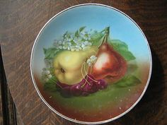 Hand Painted China plate