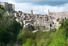 Nei borghi più belli della Toscana. Foto - SiViaggia