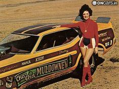 "Shirley ""Cha Cha"" Muldowney - former NHRA Top Fuel Champion '77, '80, 82"