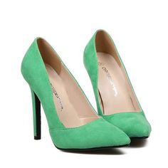 GET $50 NOW | Join RoseGal: Get YOUR $50 NOW!http://www.rosegal.com/pumps/elegant-pointed-toe-and-suede-157280.html?seid=7020712rg157280