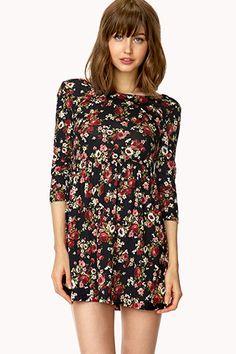 Favorite Floral Dress