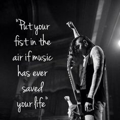 ✊ Like/Repin if music ever saved your life