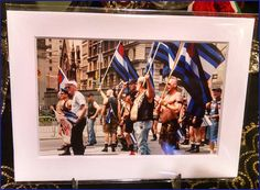 Gay Pride Parade: Leather Pride Photographs 2000s by TheCubanWitch