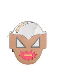 Stella McCartney Superstellaheroes faux-leather cross-body bag