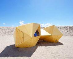 Urban Camping – Une expérience entre art, design et architecture à Amsterdam