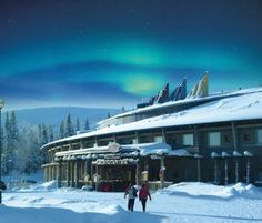 Northern lights family holiday, tailor made. A mix of Lapland family activities and a relaxing Spa hotel, from - days) inc UK flights. Hotel Aurora Boreal, Aurora Borealis, Northern Lights Holidays, Northern Lights Tours, Canterbury Travel, Sauna Privé, Places Around The World, Around The Worlds, Dreams