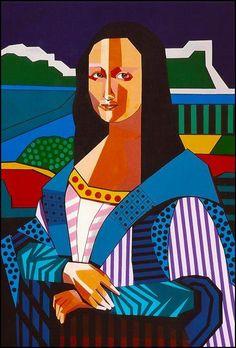 Mona Lisa 2011 [Ferrán Escoté] (Gioconda / Mona Lisa)