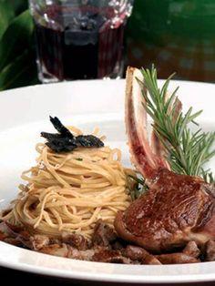 Tagliolini Tartufo Tarifi - Dünya Mutfağı Yemekleri - Yemek Tarifleri