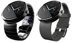 Motorola Moto 360 Android Wear Smartwatch for Rs 17,999