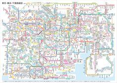 画像東京在住の俺氏四国旅行に行き鉄道路線図を見て桃鉄より酷いと驚くwwwww