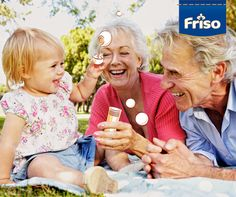 ¡Los abuelos son los pasos a las futuras generaciones! ¡Feliz día de los Abuelos! ¡las raíces del amor!