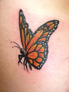 ideas about Black Butterfly Tattoo on Pinterest | Butterfly tattoos ...