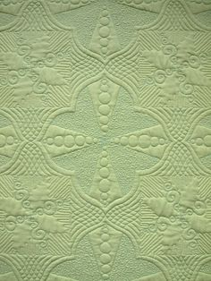 Quilting (back of quilt) by Sampaguita Quilts (Australia)