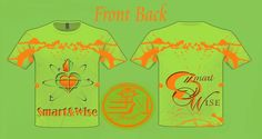 smart and wise t-shirt design by StreetWearinc.deviantart.com