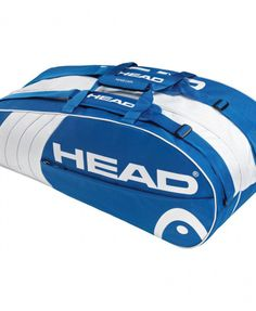 HEAD CORE COMBI TENNIS KIT BAG - BLUE, Rs.3274/-