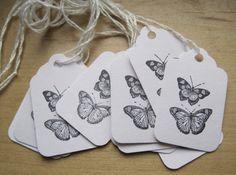 butterflies tags