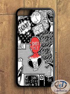 Twenty One Pilots Blurryface Case iPhone, iPad, Samsung Galaxy & HTC One Cases