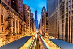 Chicago Train by Enis Mullaj on 500px
