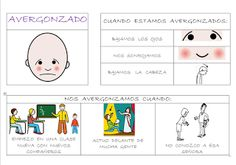 Hormigas informáticas: EMOCIONES Emotion, Aspergers, Signs, Psychology, Therapy, Tea, How To Plan, Education, Spanish