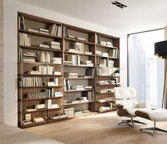 Cubus Sliding bookcases