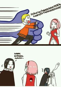 Sakura, Naruto, Sasuke and Itachi. Naruto Kakashi, Anime Naruto, Naruto Uzumaki Shippuden, Naruto Comic, Naruto Shippuden Characters, Naruto Cute, Hinata, Naruhina, Anime Meme