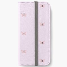 Iphone Wallet, Iphone 6, Iphone Cases, Iphone Gadgets, Pink Butterfly, Pastel Pink, Cool Stuff, Stuff To Buy, Tech