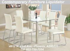 Dinning Rooms   Modern Furniture Phoenix Furniture Discount Furniture Phoenix