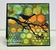 StampingMathilda: gel plate