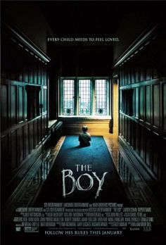 "WATCH MOVIE ""The Boy 2016""  megashare rarBG 720p viooz bitsnoop eng FilmClub BDRemux"