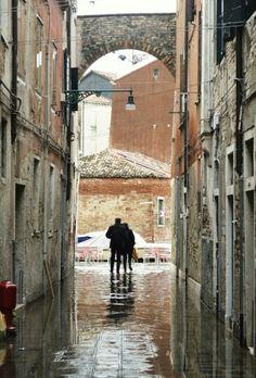 Piu romantico di venezia?
