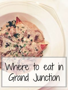 Where To Eat My Favorite Restaurants In Grand Junction Cafe Sol Il Bistro Italiano