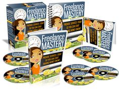 Freelance Mastery - Sale Price: $6.95  Follow A Proven Formula To Finding The Highest Paying Online Jobs! Set your own schedule, Work your own hours and make MORE MONEY than you ever did at your 9-5 job!