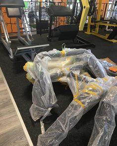 De nouvelles machines sont en cours dinstallation dans votre salle !  via My Ami Gym