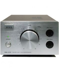 Stax  - SRM-323S - 990 € TTC - Casque audio by ToneMove