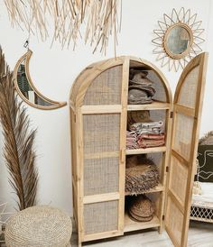 In Stock Now 😍 The gorgeous Seville Arch Cabinet has been hand woven by artisans. 180cm (h) x 80cm (w) x 50cm (d) A stylish versatile storage cabinet. Limited stock available be quick. Interest free payment options available. 😊 www.finditstyleithome.com.au #rattanfurniture #interiorinspo #beachhouse #interiorblogger #interiors4all #interiorlovers #homebeautiful Kitchen Island Bench, Large Kitchen Island, Wood Stool, Teak Wood, Rattan Furniture, Seville, Wooden Frames, Arch, Cabinet