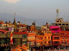 And Miles To Go Before I Sleep ...: Gorgeous Kathmandu : A Trip To The City