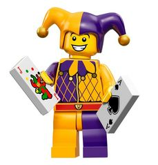 Lego 71007 Minifigures Serie 12 (9/16)