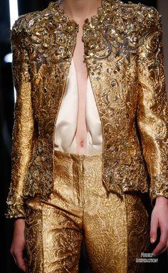 Schiaparelli FW 2015 Haute Couture (details)   Purely Inspiration