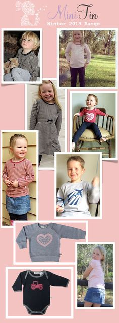 MiniFin AW13: Funky & Affordable Kids Fashion