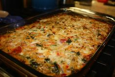 Chi Gal Paleo: Paleo Breakfast Casserole