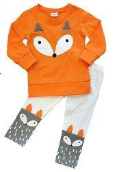 Dress your little princess up in this oh so adorable orange, gray and white Fox Outfit. This outfit is great for birthdays, photo sessions or an awesome gift.