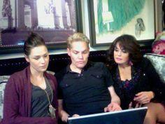 Rachael Lauren, Kim Goodwin, & Marie Osmond