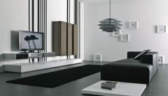 Furniture: Traditional Contemporary Black Living Room Furniture Also Contemporary Fabric Living Room Furniture from Contemporary Living Room Furniture For Contemporary Room Room Furniture Design, Interior Design Living Room, Living Room Designs, Furniture Ideas, Tv Furniture, Luxury Furniture, Design Interior, Simple Interior, Futuristic Furniture