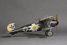 Albatros D.V. — Каропка.ру — стендовые модели, военная миниатюра
