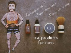 Men's Collection, Winter Collection, Shaving Oil, Pre Shave, After Shave Balm, Organic Soap, Happy Skin, Perfect Gift For Him, Winter Is Here