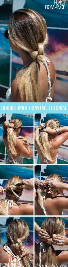 25 Cute Ponytail Tutorials Anyone Can Do