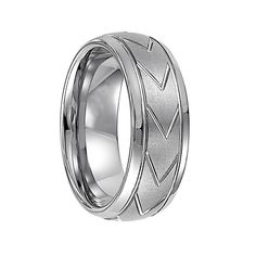 King Will 8mm White Tungsten Ring Grooved Design Men's Wedding Band Brushed Matte Finished Ring Box | Amazon.com  http://www.amazon.com/King-Will-Tungsten-Grooved-Finished/dp/B00LEBZA04/ref=sr_1_200?s=apparel&ie=UTF8&qid=1438575321&sr=1-200&refinements=p_4%3AKing+Will