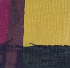 Soon Yul Kang: Illusion 2003. 30 x 30. Private Collection